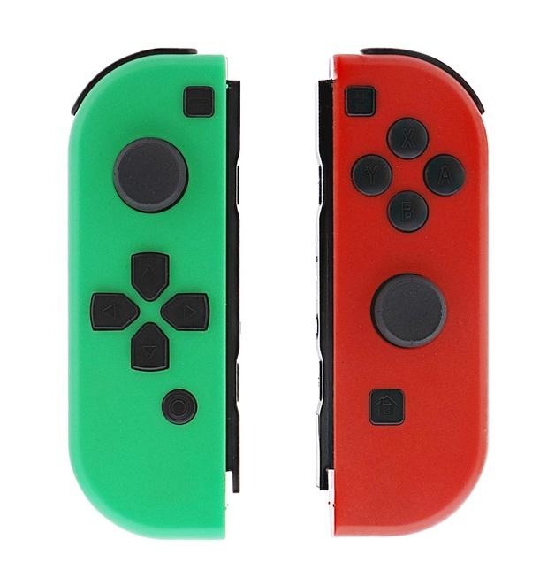 Powerwave Switch Joypad Green & Red for Switch