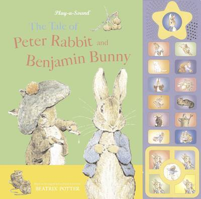 The Tale of Peter Rabbit and Benjamin Bunny by Beatrix Potter image