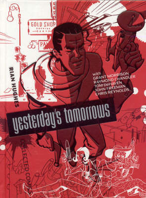 Yesterday's Tomorrows by Rian Hughes image