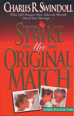 Strike the Original Match by Charles R Swindoll image