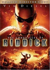 Chronicles Of Riddick - Special Edition (2 Disc Set) on DVD