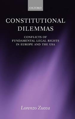 Constitutional Dilemmas by Lorenzo Zucca image