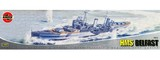 Airfix HMS Belfast 1:600 Model Kit