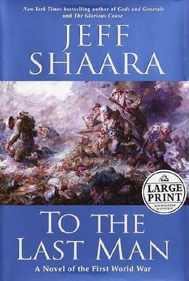 To the Last Man by Jeff Shaara image
