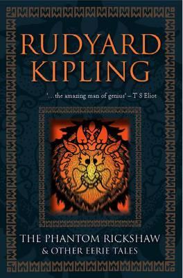 Phantom Rickshaw & Other Eerie Tales by Rudyard Kipling image