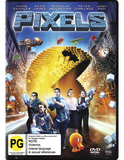 Pixels on DVD