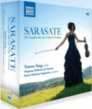 Sarasate - The Complete Music for Violin and Orchestra by Tianwa Yang