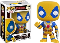 Deadpool - Thumbs Up (Yellow) Pop! Vinyl Figure