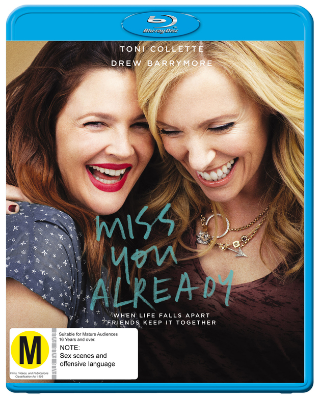 Miss You Already on Blu-ray