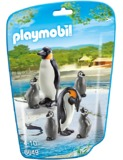 Playmobil: Zoo Theme - Penguin Family (6649)
