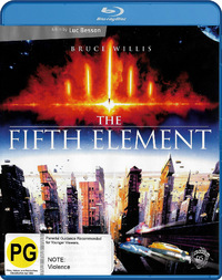 The Fifth Element on Blu-ray image