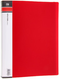 FM A4 60 Pocket Display Book - Red