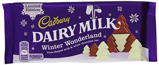 Cadbury Winter Wonderland (100g) image