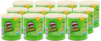 Pringles Grab & Go Small SC & Onion 40g 12 pack
