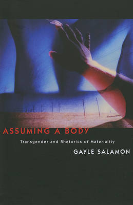 Assuming a Body by Gayle Salamon image