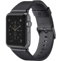 Belkin Classic Leather Wristband for Apple Watch - Black (38mm)