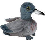Antics: Mini Blue Duck - 12cm Finger Puppet