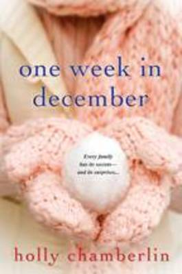 One Week In December by Holly Chamberlin image