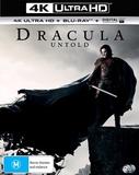 Dracula Untold on UHD Blu-ray