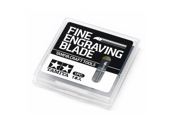 Tamiya: Fine Engraving Blade - (0.5mm)