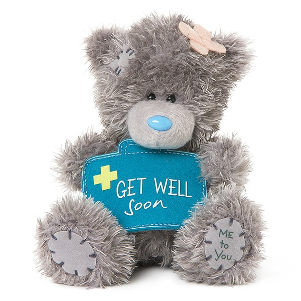 Me To You - Get Well Soon - M5
