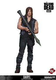 "The Walking Dead: Daryl Dixon (Rocket Launcher) - 10"" Deluxe Figure"