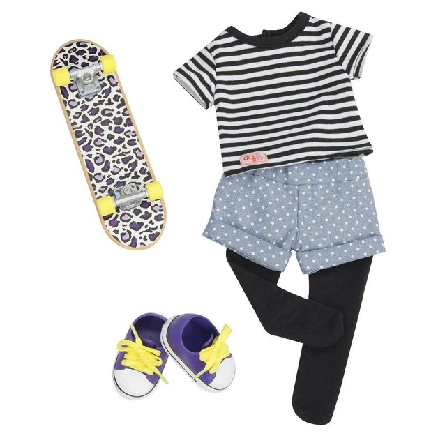 Our Generation: Regular Outfit - Skater Outfit