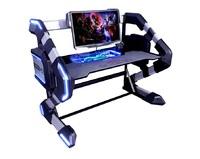 E-Blue SCION-32 Gaming Desk for