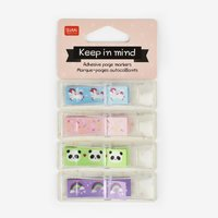 Legami: Keep In Mind Page Markers - Wonderland