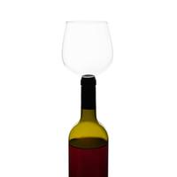 Glass Guzzle Buddy - Wine Bottle