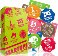 Startups - Card Game