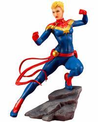 ARTFX+ Captain Marvel PVC Figure