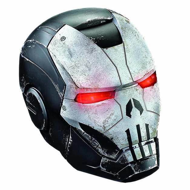 Marvel Legends: The Punisher (War Machine) - Electronic Helmet