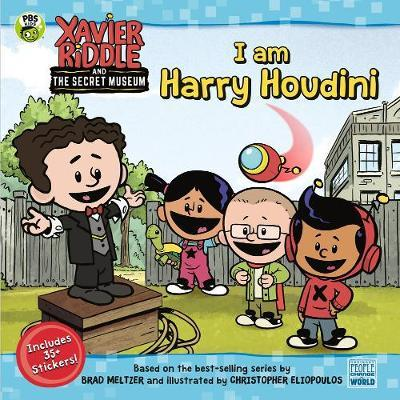 I Am Harry Houdini by Brooke Vitale