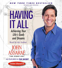 Having it All: Unabridged by John Assaraf image