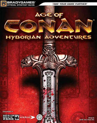 """Age of Conan: Hyborian Adventures"" Official Strategy Guide image"
