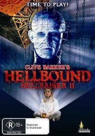 Hellraiser 2 - Hellbound DVD