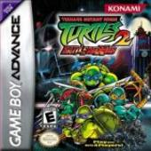 Teenage Mutant Ninja Turtles 2 for Game Boy Advance
