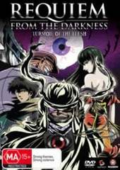 Requiem From The Darkness - Vol 1 Turmoil of the Flesh on DVD