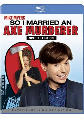 So I Married An Axe Murderer on Blu-ray image