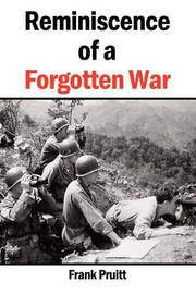 Reminiscence of a Forgotten War by Frank Pruitt image