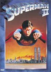 Superman II on DVD