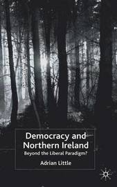Democracy and Northern Ireland by Adrian Little image