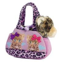 Aurora: Fancy Pal Pet Carrier – BFF Leopards