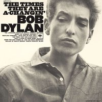 The Times They Are A Changin' (LP) by Bob Dylan
