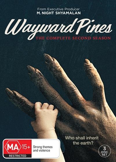 Wayward Pines - Season 2 on DVD