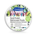 Manicare - We Are Handsome Nail Polish Remover Pads (Assorted)