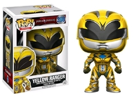 Power Rangers Movie - Yellow Ranger Pop! Vinyl Figure