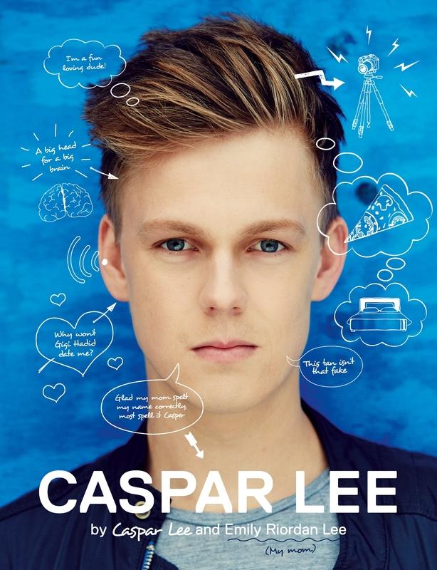 Caspar Lee by Caspar Lee