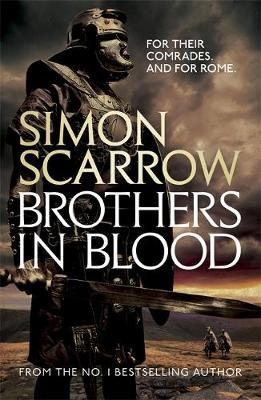 Brothers in Blood (Eagles of the Empire 13) by Simon Scarrow image
